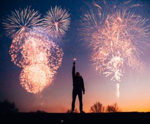año nuevo, vida nueva